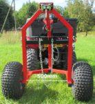 ATV Forsttrailer Puller