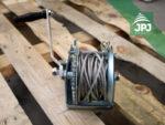 manuelle Seilwinde - Detail